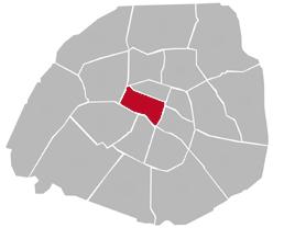 Premier arrondissement de Paris, 75001