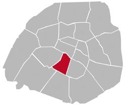 Sixième arrondissement de Paris, 75006