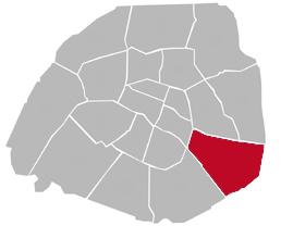 Douzième arrondissement de Paris, 75012