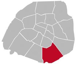 Treizième arrondissement de Paris, 75013