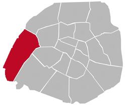 Seizième arrondissement de Paris, 75016
