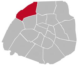 Dix-septième arrondissement de Paris, 75017