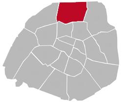 Dix-huitième arrondissement de Paris, 75018
