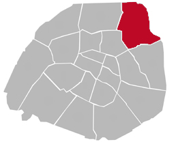 Dix-neuvième arrondissement de Paris, 75019