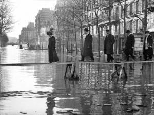 Risques crue Seine
