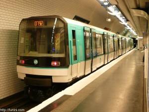 RATP ponctualité