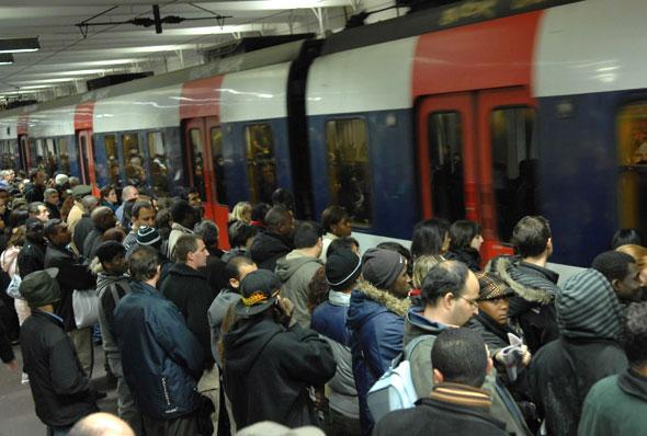 amélioration transport Paris