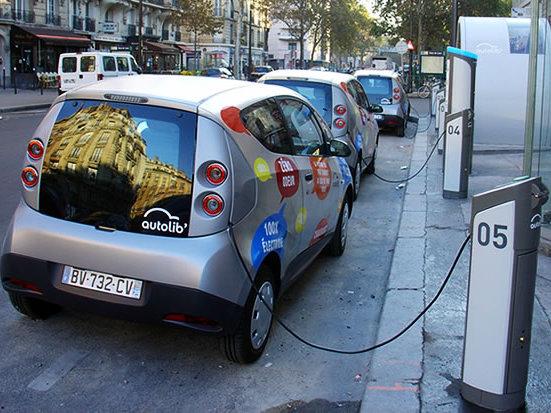 autopartage Paris