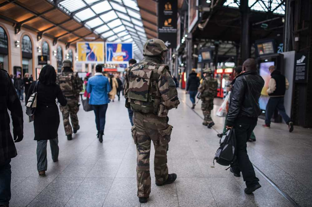 vigilance transports parisiens